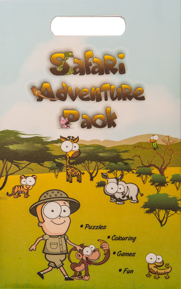SAFARI ADVENTURE PACK
