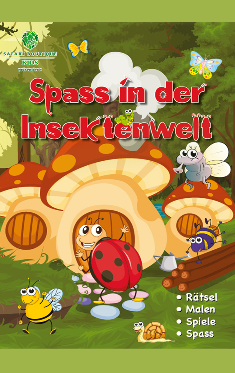 SPASS IN DER INSEKTENWELT